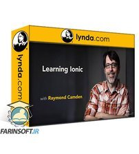 دانلود lynda Learning Ionic 2