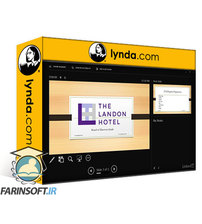 دانلود lynda Learning PowerPoint 2016