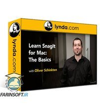 دانلود lynda Learning Snagit for Mac