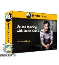 دانلود lynda Learning Studio One 3