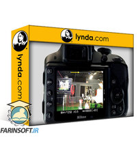 دانلود lynda Learning to Shoot with the Nikon D3200 and D3300