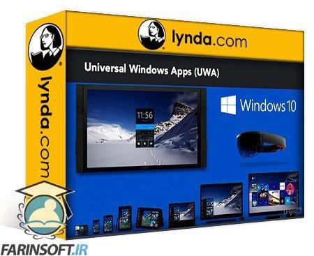 دانلود lynda Learning Windows 10 Universal App and Cross-Platform Development
