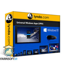 دانلود lynda Learning Windows 10 Universal App and Cross-Platform Development
