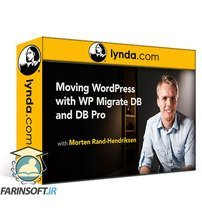 دانلود lynda Migrating WordPress with WP Migrate DB and DB Pro