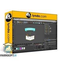 دانلود lynda Mograph Techniques: Mixing 2D and 3D with After Effects and Cinema 4D