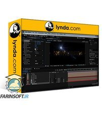 دانلود lynda Mograph Techniques: Movie Trailer Titles in Cinema 4D and After Effects