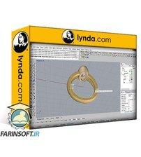 دانلود lynda Rhino: Jewelry Modeling