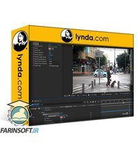 دانلود lynda Tracking in After Effects