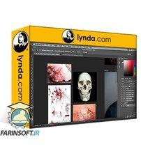 دانلود lynda Turning Yourself into a Zombie in Photoshop