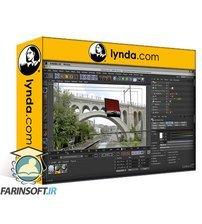 دانلود lynda VFX Techniques: Creating a CG Flag with Nuke X and Cinema 4D