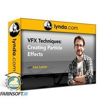 دانلود lynda VFX Techniques: Creating Particle Effects