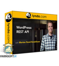 دانلود lynda WordPress: REST API