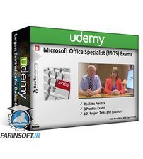 دانلود Udemy 77-729 MOS PowerPoint Certification Practice Tests and Video Solutions