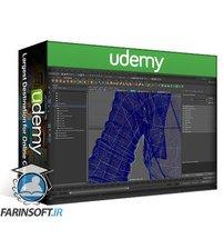 دانلود Udemy Complete Game Character Workflow 02 Texturing and Rendering