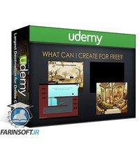 دانلود Udemy Create your first video game from scratch without coding