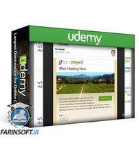 دانلود Udemy Creating a Responsive HTML Email