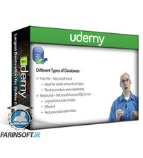 دانلود Udemy Database Design Introduction