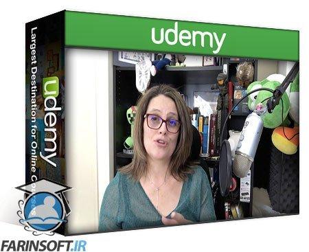 دانلود Udemy Design Patterns for Game Programming