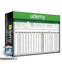 دانلود Udemy Excel Analytics: Linear Regression Analysis in MS Excel