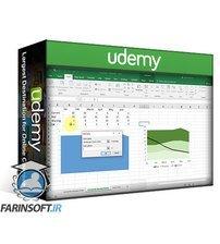 دانلود Udemy Excel Data Visualization for Business Analysts
