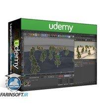 دانلود Udemy Learn 3D Complete from Scratch in Blender Cinema 4D Unity C#