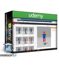 دانلود Udemy Make .io Hyper Casual Game with NO Coding in PlayMaker Unity