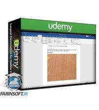 دانلود Udemy MOS WORD EXPERT 77-726 Exam Preparation (Solution Based)