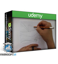 دانلود Udemy Organic Architecture Sketching