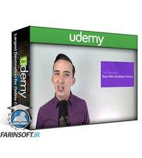 دانلود Udemy The Complete React Developer Course (w/ Hooks and Redux)