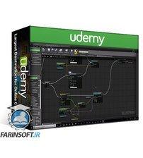 دانلود Udemy Unreal Engine 4: Character Skill System