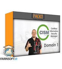دانلود PacktPub CISM Certification Domain 3: Information Security Program Development and Management Video Boot Camp 2019