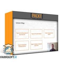 دانلود PacktPub Mastering Python Networking [E-Learning]