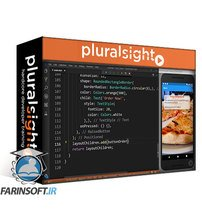 دانلود PluralSight Creating Layouts with Flutter