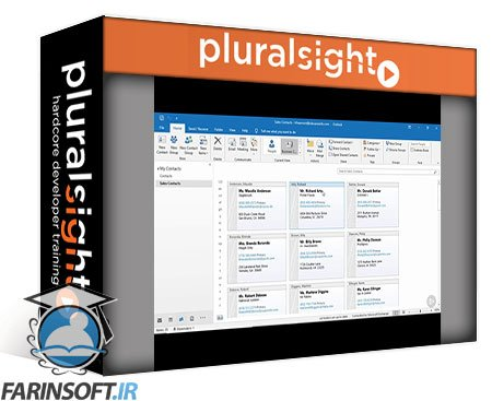 دانلود PluralSight Outlook 2019 Power Users