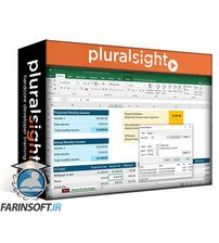 دانلود PluralSight Searching and Manipulating Data in Excel