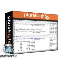 دانلود PluralSight Merging Data Sources with R