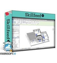 دانلود Skillshare Autodesk Revit Architecture Masterclass: A Complete Guide for Beginners