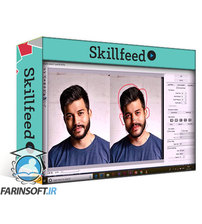 دانلود Skillshare CartoonizeYourself : Caricature Making In Photoshop