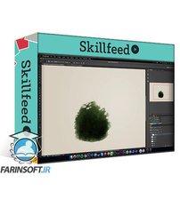 دانلود Skillshare Faking Watercolour in Photoshop