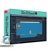 دانلود Skillshare How To Become A Game Developer Using Godot Game Engine 3
