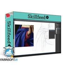 دانلود Skillshare Learn the Foundation of Digital Painting in Photoshop Using Basic Brushes