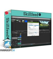 دانلود Skillshare Learn Video Editing From Square One Using Vegas Creative Software