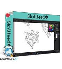 دانلود Skillshare Painting Stylized Props For Games in Photoshop