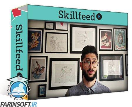 دانلود Skillshare Taught by a Feature Film Animator: The Basics