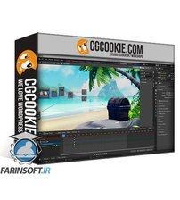 دانلود CG Cookie Rig and Animate a Treasure Chest in Blender 2.8