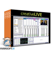 دانلود CreativeLive The Ableton Operator Live's Filter Models