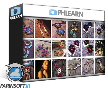 دانلود PhLearn Product Retouching for E-Commerce