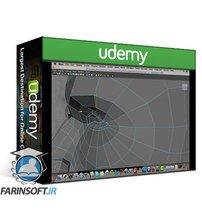 دانلود Udemy 3D Face Modeling for Beginners using Autodesk Maya