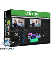 دانلود Udemy Adobe Premiere Pro CC 2019: Edit Amazing Vlogs with Brad