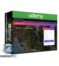 دانلود Udemy Advanced PHP Ajax Registration & Login Form